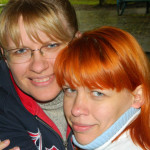Маша с Аленой