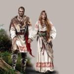 История вышивки на Руси