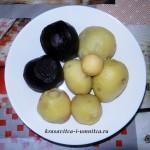 Простые салаты. 2 рецепта с фото